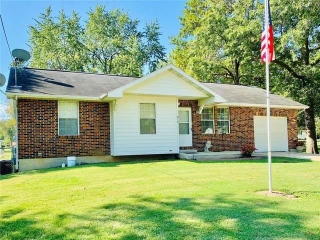 510 Lawrence Street, Montgomery City, MO 63361 (#21066461) :: Realty Executives, Fort Leonard Wood LLC