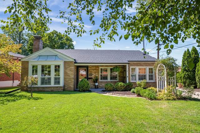 4817 Mccausland Avenue, St Louis, MO 63109 (#21066464) :: Jeremy Schneider Real Estate