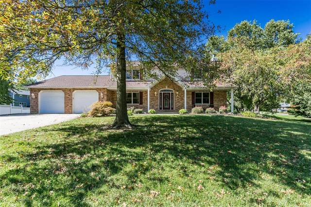 5 Deer Trail Drive, Collinsville, IL 62234 (#21066478) :: Reconnect Real Estate