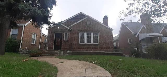 8819 Halls Ferry, St Louis, MO 63147 (#21066483) :: Innsbrook Properties
