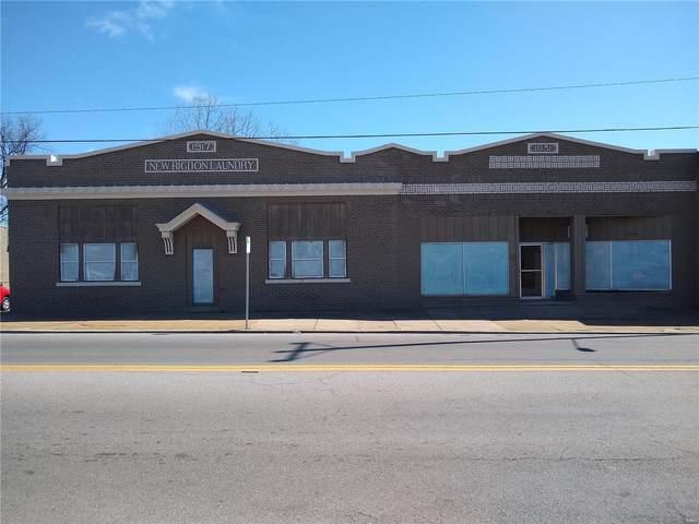 18 N Sprigg Street, Cape Girardeau, MO 63701 (#21066489) :: Clarity Street Realty
