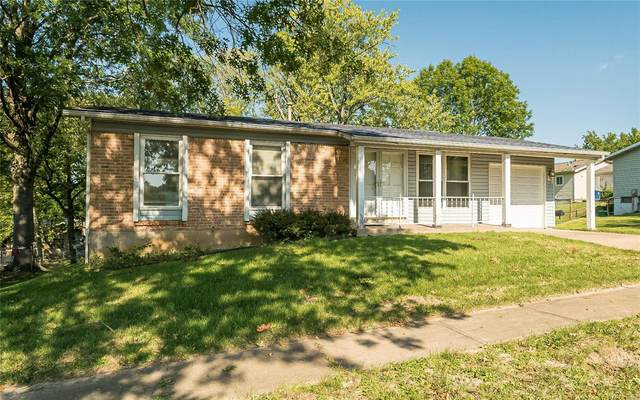 6375 Coventry, Florissant, MO 63033 (#21066491) :: Parson Realty Group
