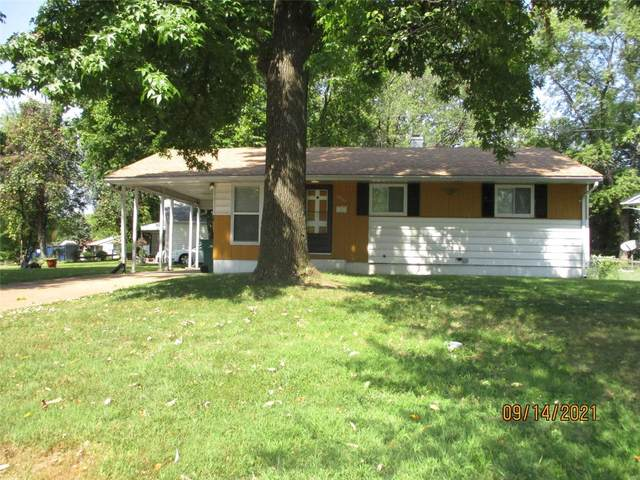 10717 Glen Garry Road, St Louis, MO 63137 (#21066494) :: Clarity Street Realty