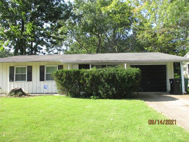 1442 Criterion Avenue, St Louis, MO 63138 (#21066507) :: St. Louis Finest Homes Realty Group