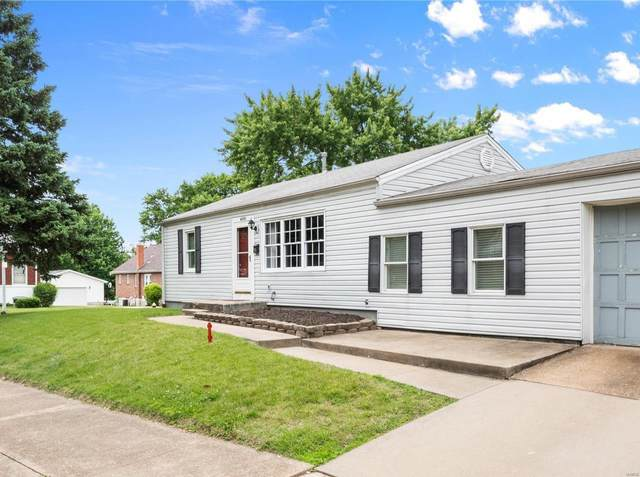 4008 Blow Street, St Louis, MO 63116 (#21066521) :: The Becky O'Neill Power Home Selling Team