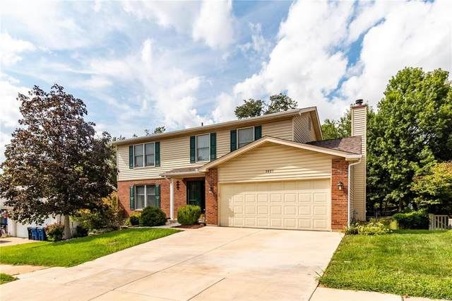 3021 Silver Bow Court, Oakville, MO 63129 (#21066540) :: St. Louis Finest Homes Realty Group