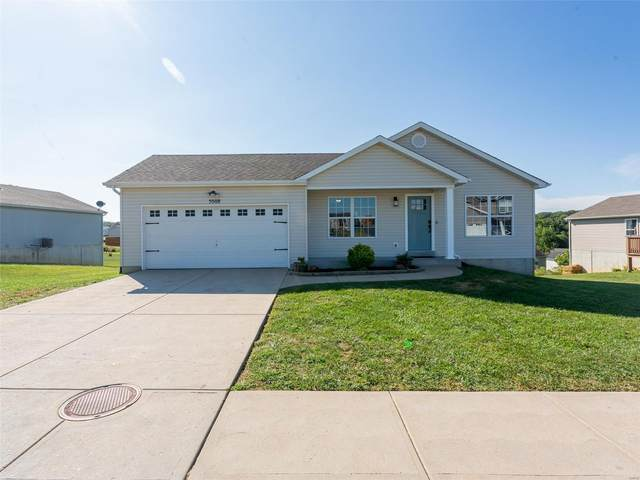 5508 Red Tailed Hawk, Hillsboro, MO 63050 (#21066545) :: Parson Realty Group