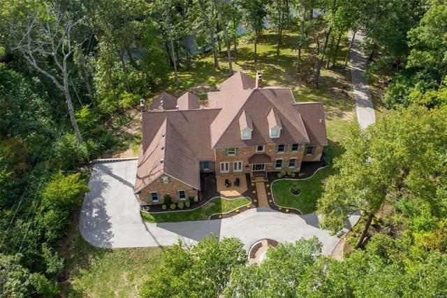1701 Wilson Avenue, Chesterfield, MO 63005 (#21066583) :: Jenna Davis Homes LLC