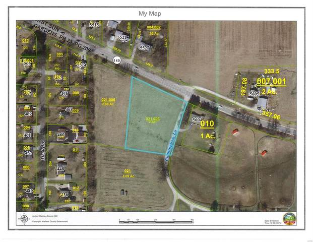 0 State Route 140, Bethalto, IL 62010 (#21066587) :: Walker Real Estate Team