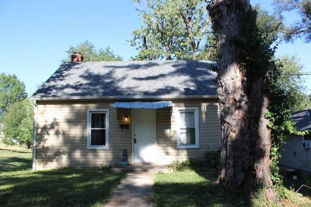 510 N 4th, Elsberry, MO 63343 (#21066588) :: Parson Realty Group