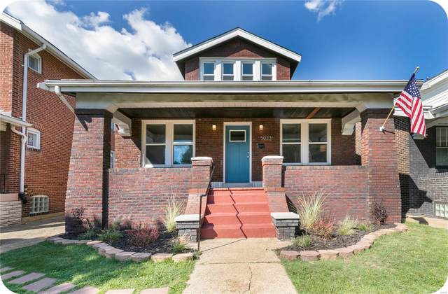 5033 Milentz Avenue, St Louis, MO 63109 (#21066592) :: Century 21 Advantage