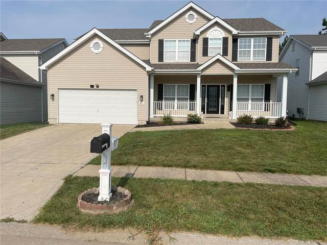 851 Pund Road, Saint Charles, MO 63366 (#21066593) :: St. Louis Finest Homes Realty Group