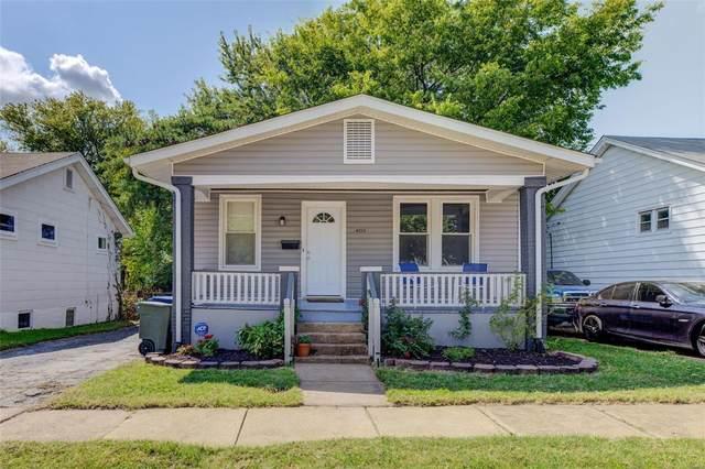 4710 Tesson Street, St Louis, MO 63116 (#21066596) :: Blasingame Group | Keller Williams Marquee