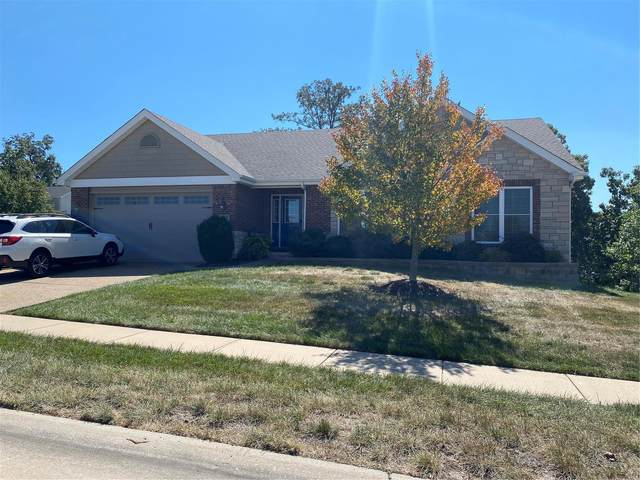802 Liberty Creek Drive, Wentzville, MO 63385 (#21066600) :: St. Louis Finest Homes Realty Group