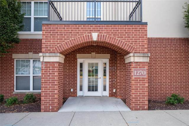 1270 Strassner Drive #3311, Brentwood, MO 63144 (#21066605) :: Parson Realty Group