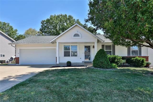70 Fawn Oaks Drive, O'Fallon, MO 63366 (#21066615) :: The Becky O'Neill Power Home Selling Team