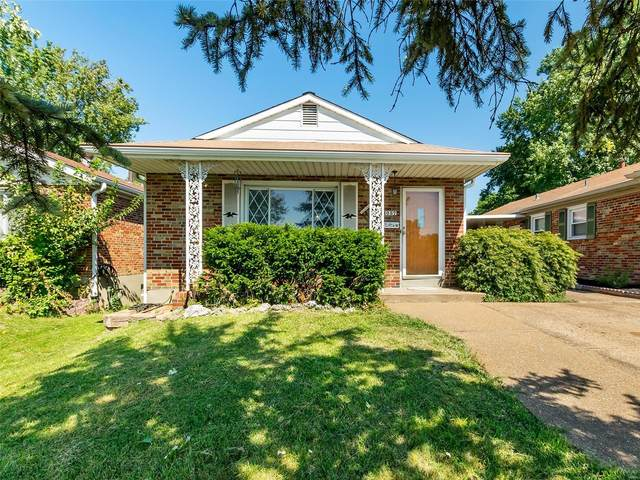 4057 Germania, St Louis, MO 63116 (#21066617) :: Clarity Street Realty