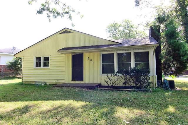 541 E Cape Rock Drive, Cape Girardeau, MO 63701 (#21066625) :: Jeremy Schneider Real Estate