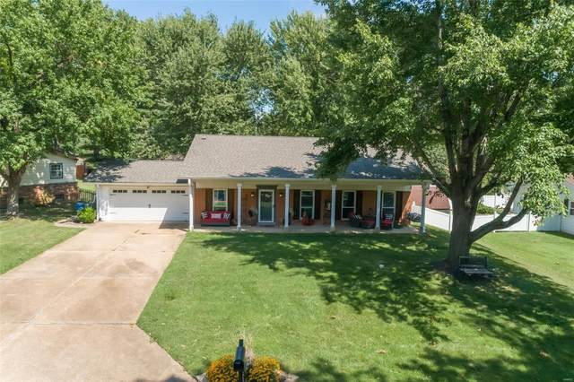 6818 Snead Court, St Louis, MO 63129 (#21066633) :: St. Louis Finest Homes Realty Group
