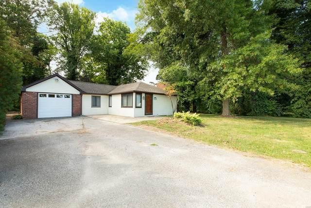 3001 W Delmar Avenue, Godfrey, IL 62035 (#21066650) :: Walker Real Estate Team