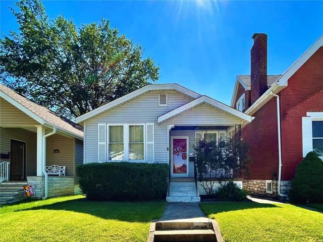 5644 Devonshire Avenue, St Louis, MO 63109 (#21066664) :: Jenna Davis Homes LLC