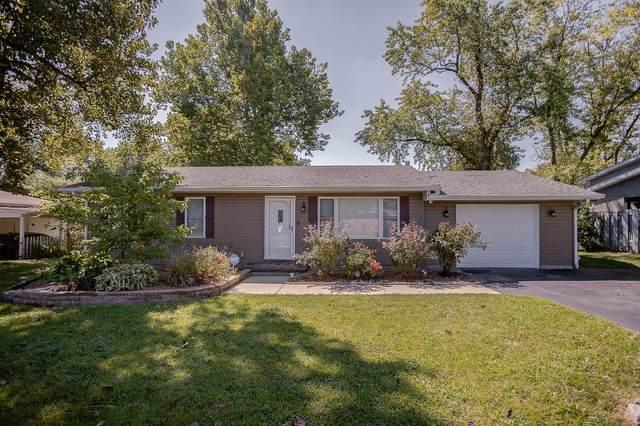 4 Justice Drive, Belleville, IL 62226 (#21066665) :: Matt Smith Real Estate Group