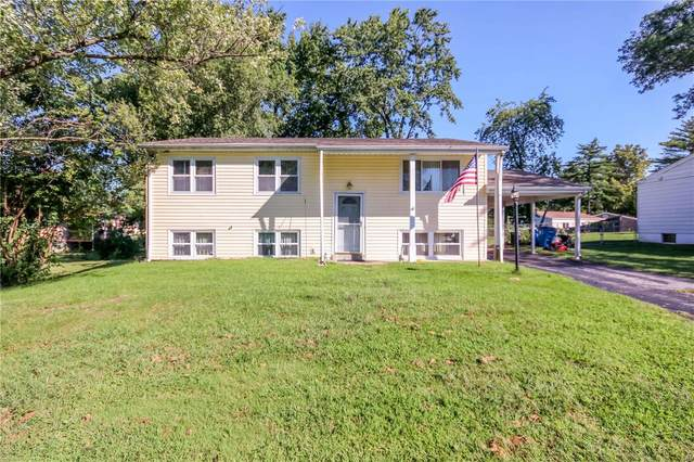 11983 Holly Brook Drive, Maryland Heights, MO 63043 (#21066671) :: Delhougne Realty Group