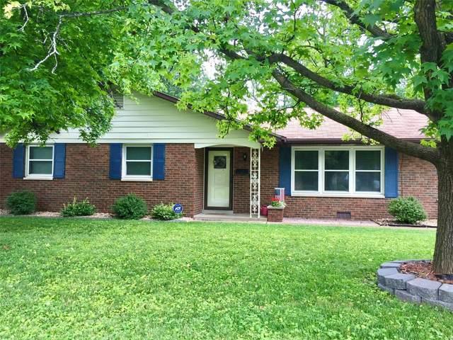 306 S Smiley Street, O'Fallon, IL 62269 (#21066679) :: Jeremy Schneider Real Estate