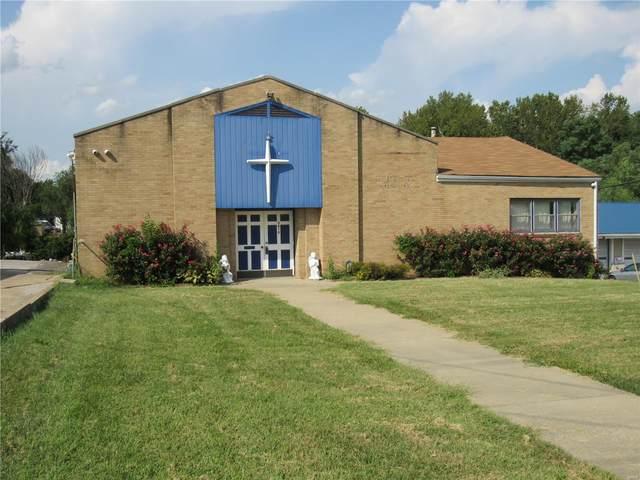 3418 College Ave, Alton, IL 62002 (#21066685) :: Walker Real Estate Team