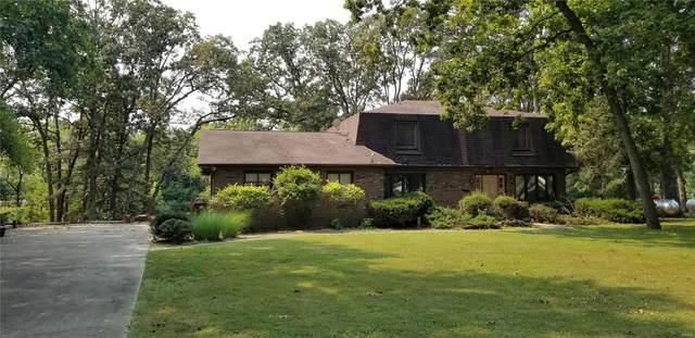 16 Maple Drive, Dorsey, IL 62021 (#21066692) :: Reconnect Real Estate