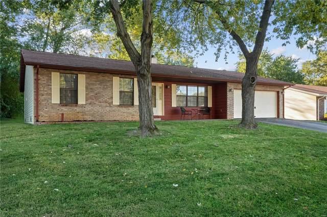 141 Shiloh Station Road, Shiloh, IL 62269 (#21066693) :: Jenna Davis Homes LLC