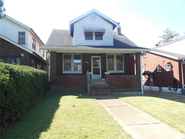 6738 Scanlan Avenue, St Louis, MO 63139 (#21066695) :: Jeremy Schneider Real Estate