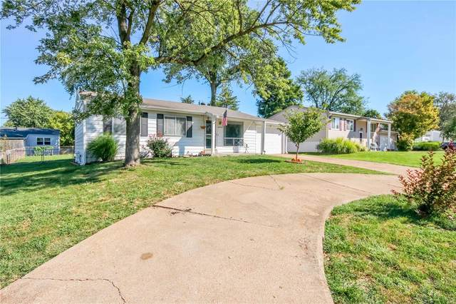 11979 Holly Brook Drive, Maryland Heights, MO 63043 (#21066703) :: Delhougne Realty Group