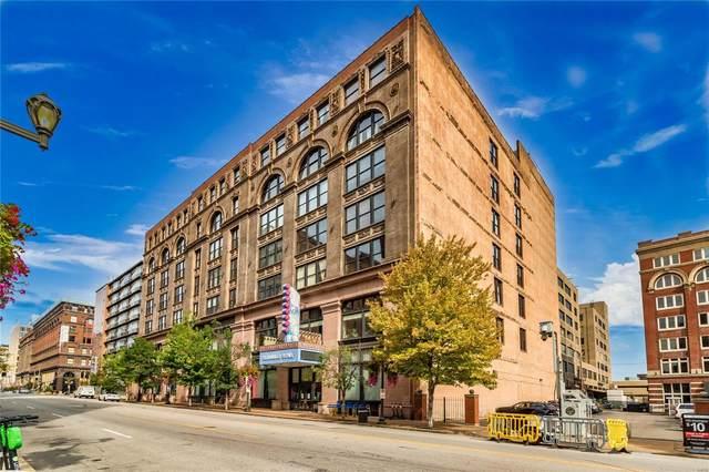 1113 Washington Avenue 218, St Louis, MO 63101 (#21066721) :: Walker Real Estate Team