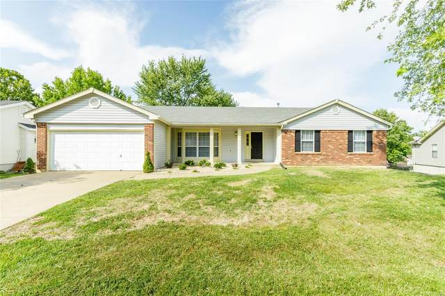 1018 Harvest Home Circle, Saint Charles, MO 63304 (#21066731) :: Palmer House Realty LLC