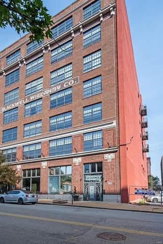 1611 Locust Street #201, St Louis, MO 63103 (#21066740) :: Elevate Realty LLC