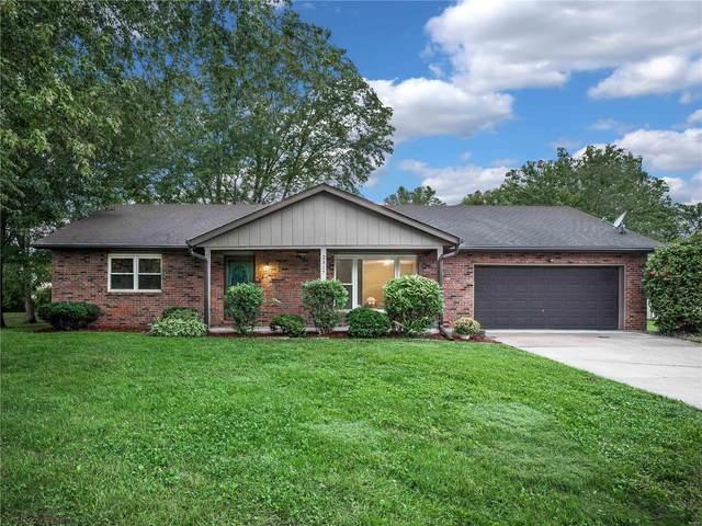 2317 College Avenue, Belleville, IL 62221 (#21066747) :: Delhougne Realty Group