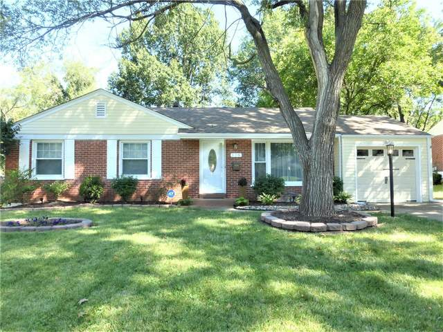 325 Frost Avenue, St Louis, MO 63135 (#21066750) :: Jenna Davis Homes LLC