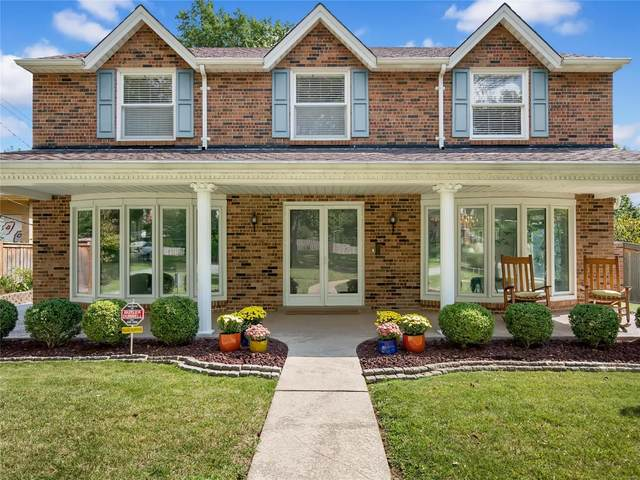 72 Crestwood Drive, Clayton, MO 63105 (#21066762) :: Clarity Street Realty