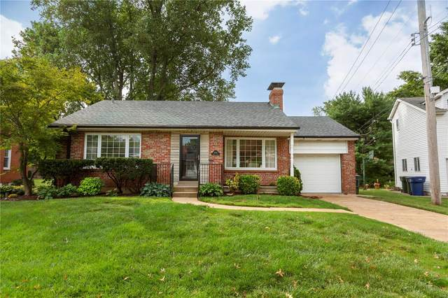 6438 Bishops, St Louis, MO 63109 (#21066778) :: The Becky O'Neill Power Home Selling Team