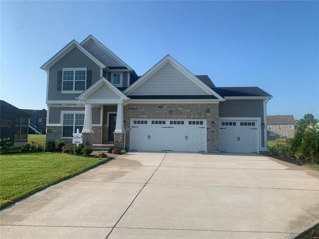 108 Royal Inverness Parkway, Dardenne Prairie, MO 63368 (#21066781) :: Parson Realty Group