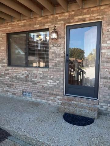 302 Eagle Ridge, O'Fallon, IL 62269 (#21066785) :: Jeremy Schneider Real Estate