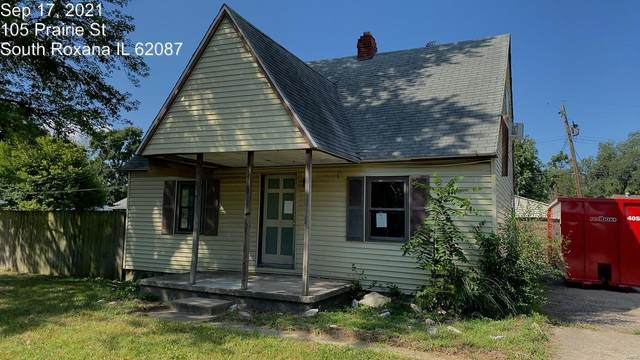 105 Prairie Avenue, South Roxana, IL 62087 (#21066791) :: Reconnect Real Estate