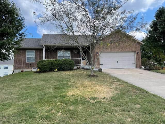 221 Glen Drive, Jackson, MO 63755 (#21066800) :: Jeremy Schneider Real Estate