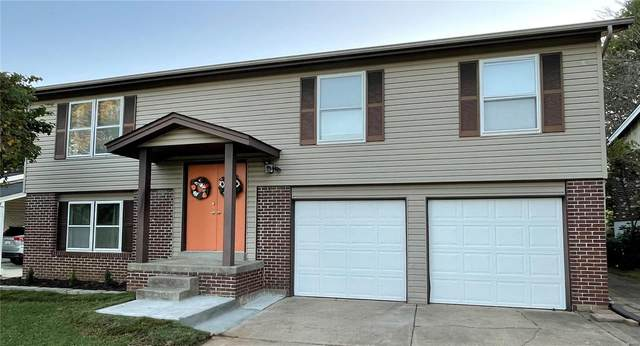 2244 Central Parkway, Florissant, MO 63031 (#21066807) :: Delhougne Realty Group