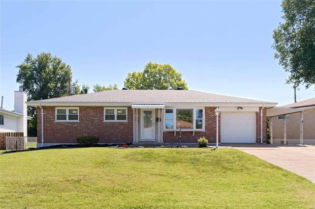 218 Marilyn Estates Drive, St Louis, MO 63123 (#21066817) :: Clarity Street Realty