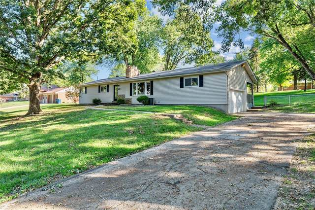 28 Rolling Hills Drive, Black Jack, MO 63033 (#21066820) :: Parson Realty Group