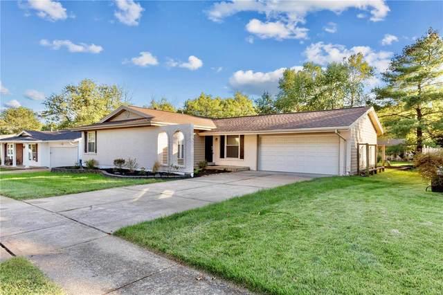 622 Lemonwood Drive, Ballwin, MO 63021 (#21066826) :: Innsbrook Properties