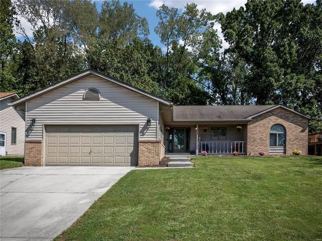 518 Mulberry Lane, O'Fallon, IL 62269 (#21066839) :: Jeremy Schneider Real Estate