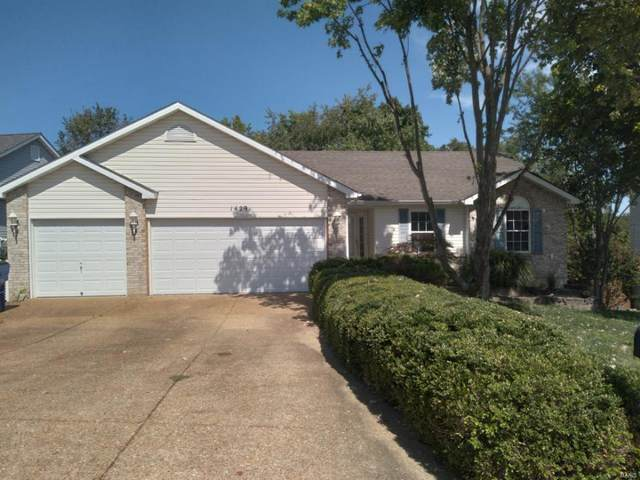 1429 N Woods Drive, Festus, MO 63028 (#21066844) :: Jeremy Schneider Real Estate
